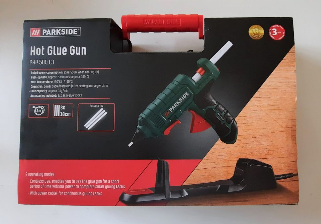 Parkside Hot Glue Gun